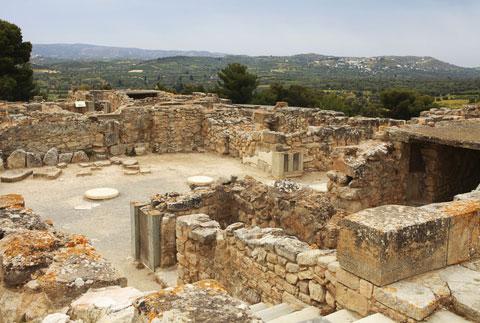 Phaestos Palace